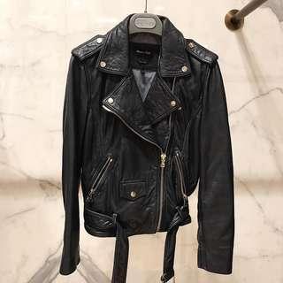 🚚 Massimo Dutti 皮外套