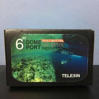 Telesin Dome Port for GoPro Hero