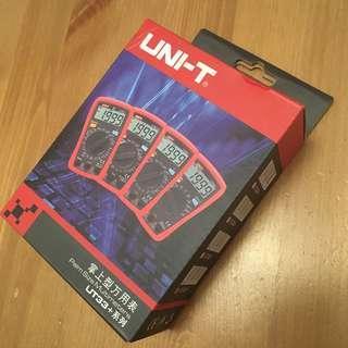 UNI-T UT33D+ 萬用錶