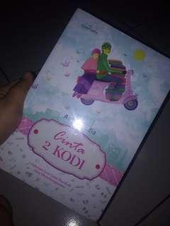Novel CINTA DUA KODI