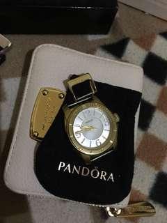 Gold Hilfiger Watch