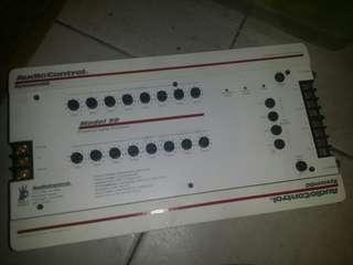Audio Control System 90 Model 50 amplifier