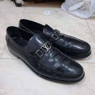 Louis Vuitton LV Major Loafer original not gucci hermes bally louboutin tods