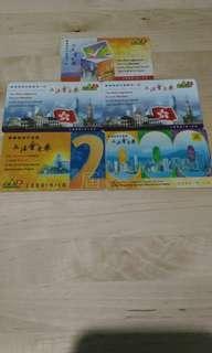 香港立法會紀念卡