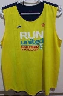 Run United Singlet