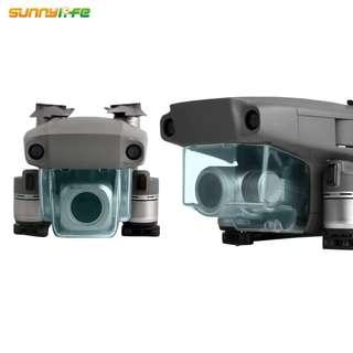 🚚 SUNNYLIFE Lens Cover Cap Gimbal Protector Guard for DJI MAVIC 2 PRO / ZOOM