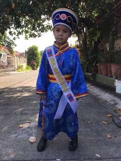 UN Costume - Mongolia