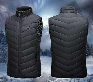 旅行必備 ~防水防風 電熱背心 馬夾 heat vest jacket travel mate