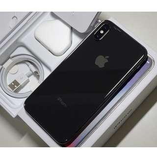 iPhone X 256GB Space Gray / iPhoneX 256G 太空灰 (Ref:XSG-256)