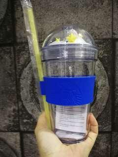 Starbucks Thailand Dome Straw Cup