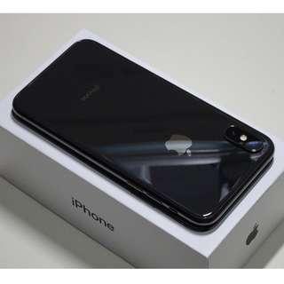iPhone X 64GB Space Gray / iPhoneX 64G 太空灰 (Ref:XSG-64)