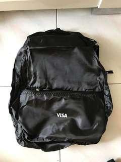 Visa backpack
