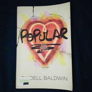 POPULAR by Tindell Baldwin