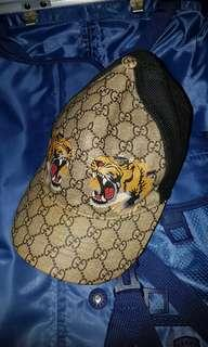 Limited edition gucci cap