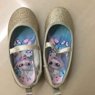 H&M Frozen Elsa Covered Shoes