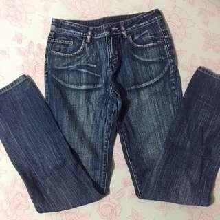 Auth. Mr Lee Jeans