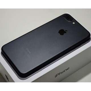 iPhone 7 Plus 128GB Black / iPhone7 Plus 128G 黑 (Ref:7PB-128)