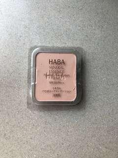Haba foundation refill
