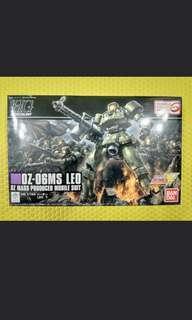 全新未砌HG, hgac 新機動戰記Gundam Wing OZ-06MS Leo