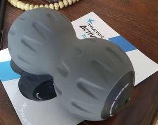 全民造星Lokman推介-韓國Tratac Active Ball花生震動按摩球