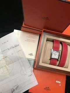 Hermes Heure H Watch 26mm