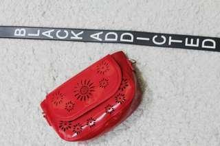 Sling bag + strap