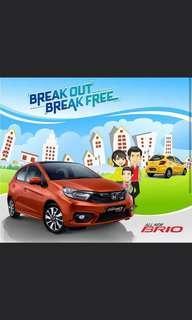 Honda All New Brio satya RS