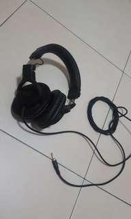 Audio-Technica ATH-M20x (Black) headphones