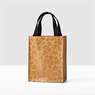 Starbucks Recycle Leather Tote Bag