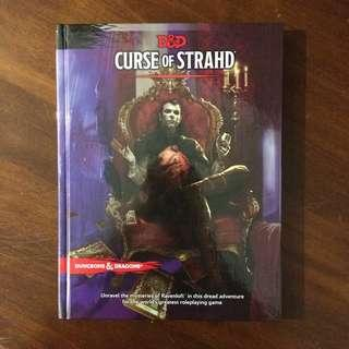 Dungeons & Dragons - Curse of Strahd
