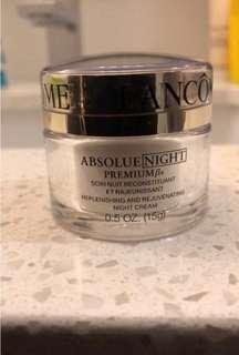 LANCÔME Absolute Premium Night cream