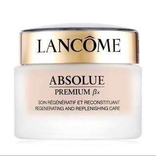 Lancome Absolue Premium BX Replenishing Rejuvenating Day Cream perfect gift!