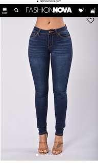 Fashion nova jean