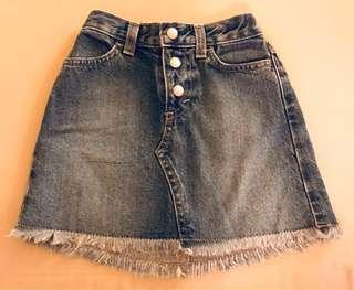 United Colors of Benetton Denim Skirt