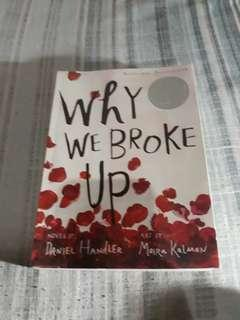 PRELOVED-WHY WE BROKE UP