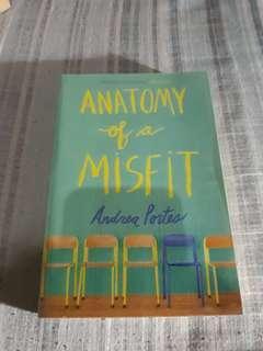 PRELOVED-ANATOMY OF MISFITS