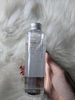 Miniso hyaluronic acid toner