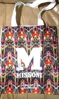 Missoni tote bag忛布袋