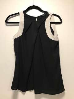 Cue blouse