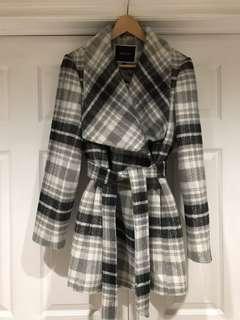 RW&Co Wool Wrap Coat (L - BNWT)