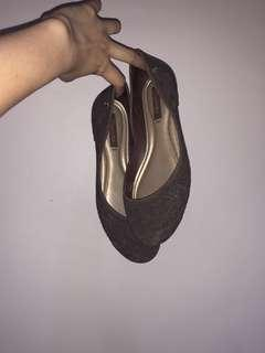 Cute Brown Ballet Flats