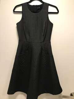 Tokito black dress