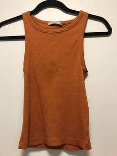Metalicus orange singlet