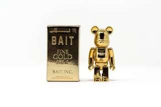 Looking for Bait Fine Gold 100% bearbrick