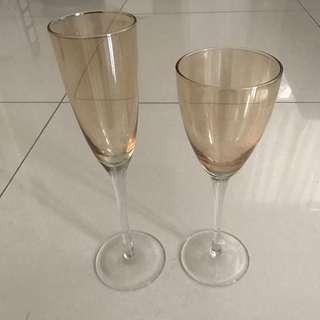Antique wine glass 🍷
