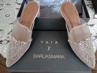 Vaia shoes X Barli Asmara
