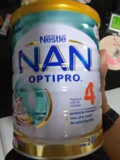 Brand new Nan Optipro 4 800g