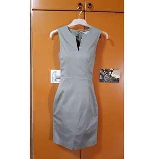 Olive Sheath Dress