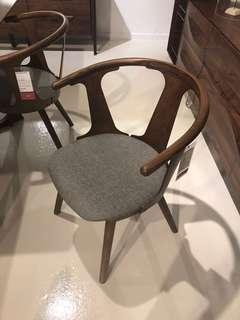 Madison dining chairs!