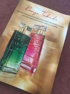 EDT and EDP HIS & HERS MINI Fragrance